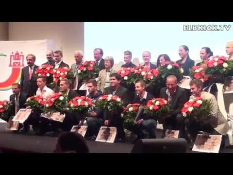 7. Jahresempfang des HFV: Die Gala des Hamburger Fußballs | ELBKICK.TV