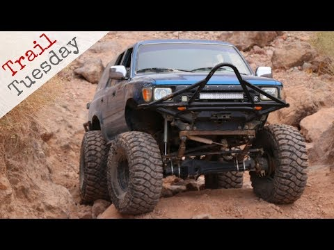Will this Built Toyota 4Runner Make it Up?