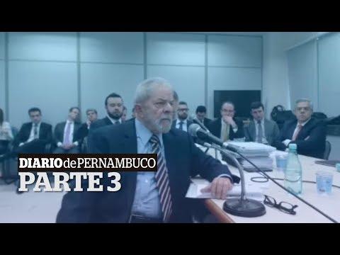 Operação Lava-Jato: depoimento do ex-presidente Lula | Parte 3