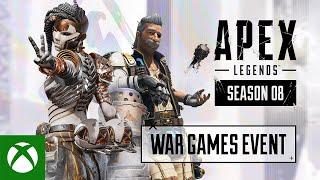Apex Legends - War Games Event Trailer