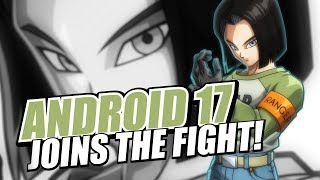 Android 17 Character Trailer preview image
