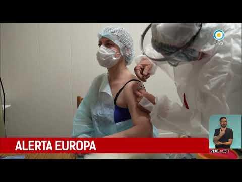 Alerta en Europa por la segunda ola de Covid-19