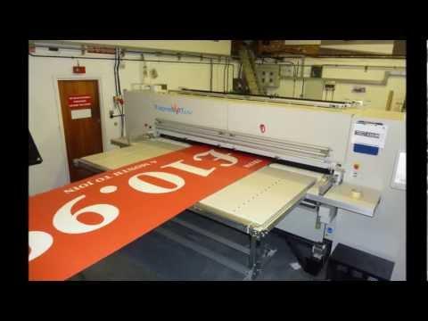Introducing Our New Printer - Truepress Jet2500UV