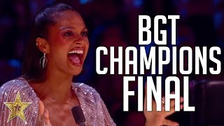 Britain's Got Talent: The Champions 2019! | FINAL | Got Talent Global