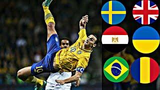 Zlatan Ibrahimovic bicycle kick Goal vs England : All the crazy reactions around the world