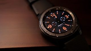 Review Samsung Gear S3 Frontier Edition - Smartwatch Favorit