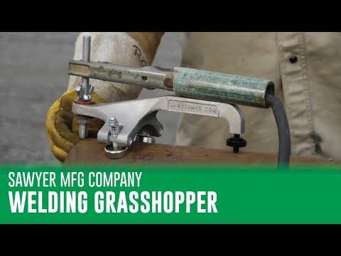 Sawyer Grasshopper Grounding Device