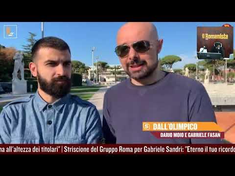 VIDEO - In diretta dall'Olimpico per le ultime su Roma-Samp