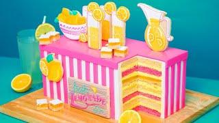 ULTIMATE Summer Lemonade Cake! | How To Cake It with Yolanda Gampp