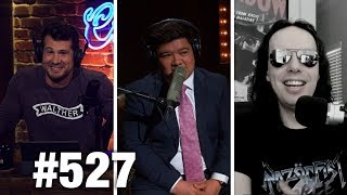 #527 EPSTEIN MYSTERY DEEPENS! | Raz0rfist Guests | Louder with Crowder