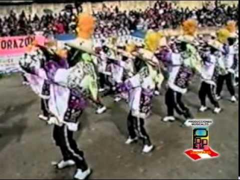 banda show star pacaraos-huaral. DANZA NEGRITOS DE HUAYLLAY