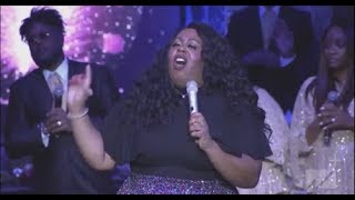 Gospel Singer Kyla Jade Singing At Christmas At The Cathedral West Angeles COGIC HD 2018!