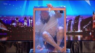 Matt Johnson: Most Dangerous ESCAPE Artist On The Verge Of DEATH!   Britain's Got Talent 2018