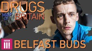 Belfast's Pregabalin Addiction | Drugs Map of Britain