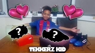 New House Tour Tekkerz Kid