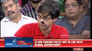 The Youth Parliament debate - Foreign Policy - Full Episode