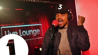 Chance The Rapper - Feel No Ways (Drake cover) in the Live Lounge