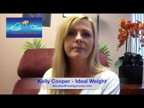 A&F Hypnosis Testimonial: Kelly Cooper - Weight Loss