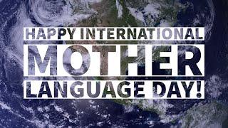 统计研究所庆祝国际母语日