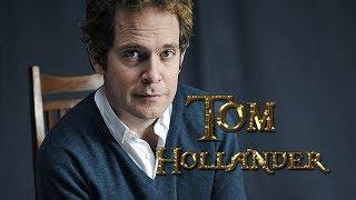 Автограф Тома Холландера (Tom Hollander)