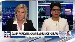 Dr. Qanta Ahmed: Ilhan Omar Is A Disgrace To Islam