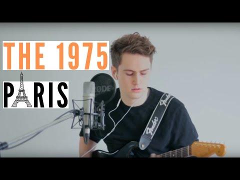 The 1975 - Paris - Cover