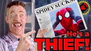 Film Theory: Is J JonahSTEALING From Spiderman?