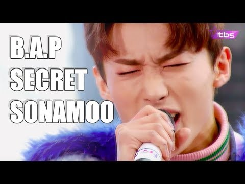 TRCNG covering B.A.P, SECRET, and SONAMOO