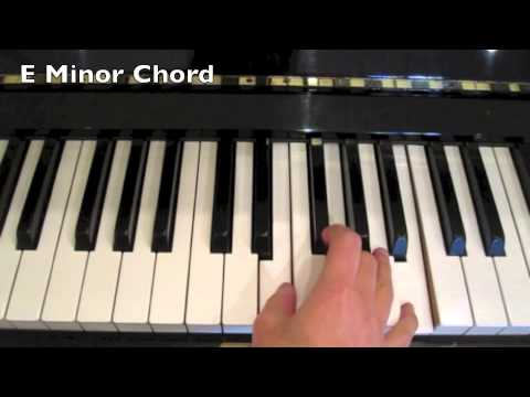 Play any song with just 4 Chords!