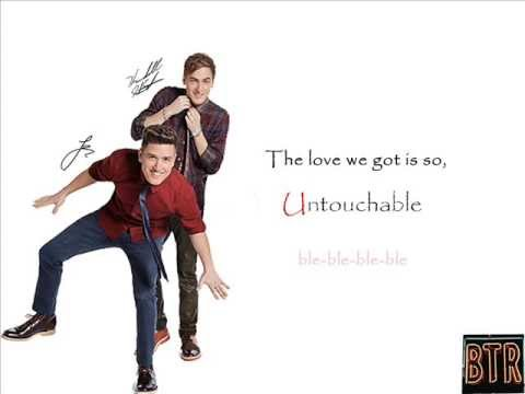 Baixar Kendall Schmidt And Logan Henderson - Untouchable[Demo Version](Lyrics)