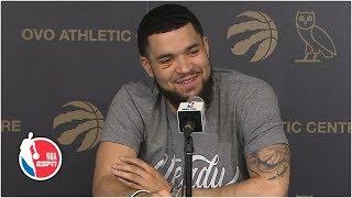 Fred VanVleet says Raptors will have to beat Kawhi if he leaves | 2019 NBA Finals
