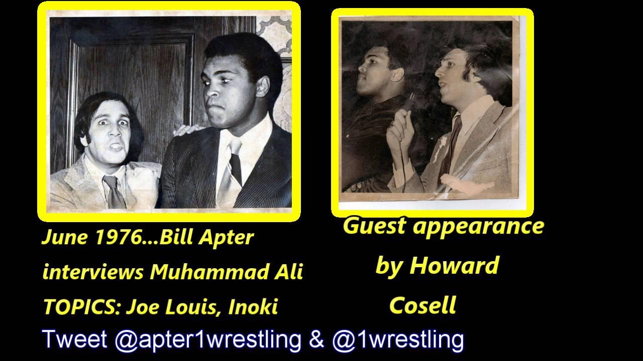 Video: Bill Apter Interviews Muhammad Ali In 1976