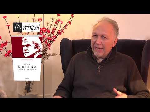 Vidéo de Milan Kundera
