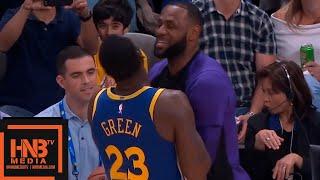 Los Angeles Lakers vs Golden State Warriors 1st Half Highlights | 10.12.2018, NBA Preseason