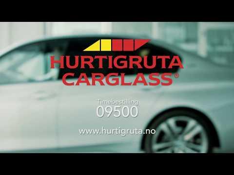 Hurtigruta Carglass -  Bestill time på nett