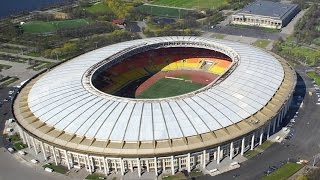 FIFA World Cup 2018 Stadiums Russia (HD)