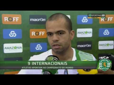 16/17 Campeão Nacional de Futsal regressa ao trabalho