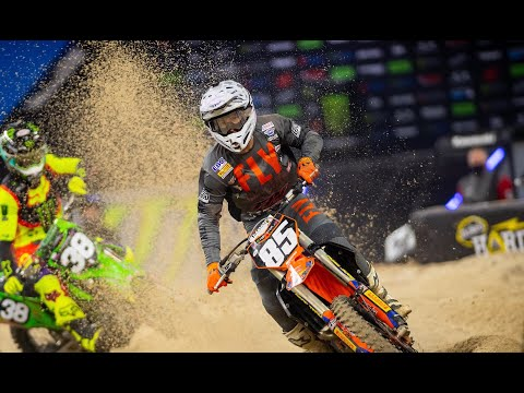 Supercross Beyond The Track - Kevin Moranz - Episode 46