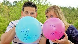 BEST GENDER REVEAL!!! - Journey to Baby