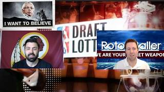NBA DRAFT LOTTERY CONSPIRACY THEORY!!! (HOW THE LAKERS WON)