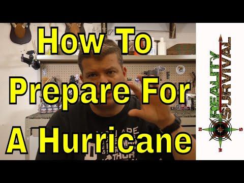 How To Prepare For A Hurricane - #hurricaneirma