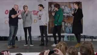 One Direction Orlando Q&A - Recording FOUR