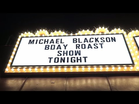 Michael Blackson Birthday Comedy  ROAST