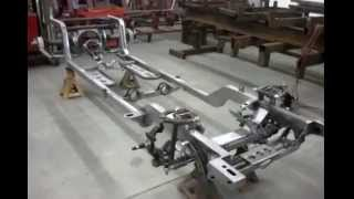 SRG-FORCE 2ND GEN CAMARO CHASSIS - YouTube