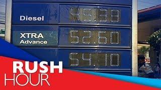 Fuel price rollbacks