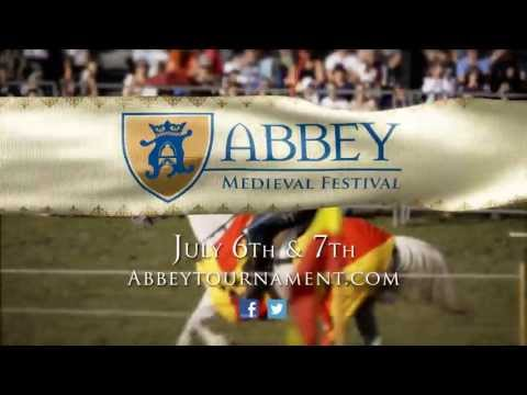 Abbey Medieval Festival 2013 Promotional TVC