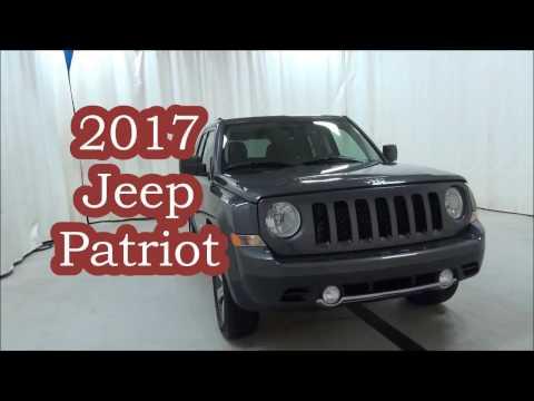 2017 Jeep Patriot at Schmit Bros