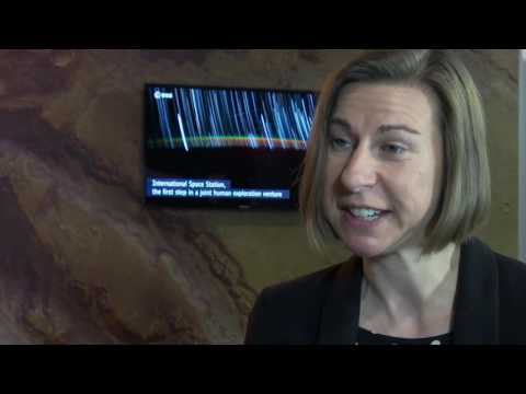 Interview with Liz Seward. Exomars Rover