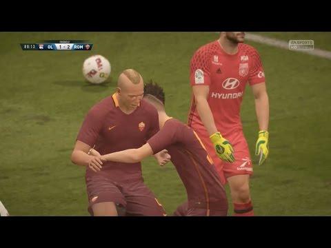 Roma eSports: Lyon v Roma FIFA 17 Friendly Match