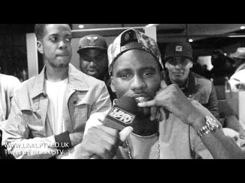 Wretch 32, Chip, Ghetts, Swiss, Skore, Lights, Castro, J Lynch Backstage Cypher | Link Up TV